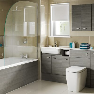 Fitted bathrooms by Planet Showrooms