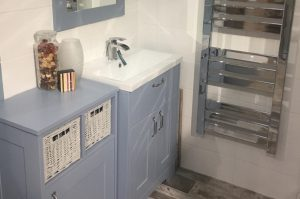 Bathroom cloakroom furniture